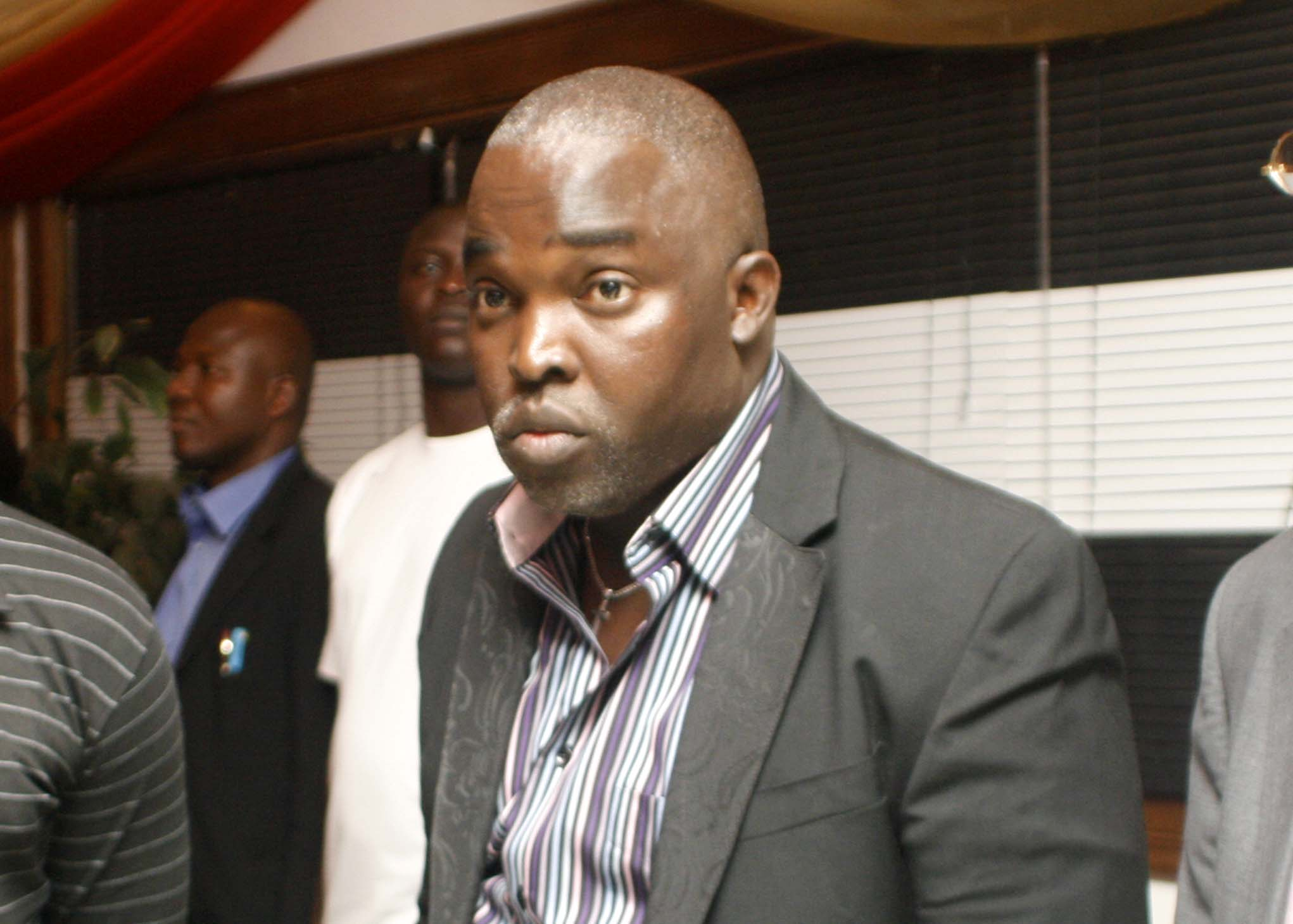 Pinnick Named Into Top FIFA Committee