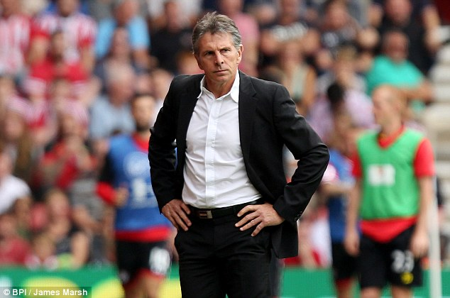 FA Cup: Puel Leads Out Depleted Southampton Against Arsenal