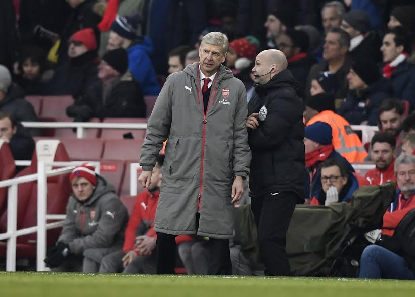 Wenger Confident Ahead Of Watford Clash, Rules Out January Signing