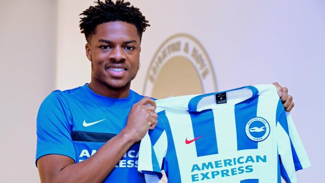 Akpom Joins Brighton On Loan