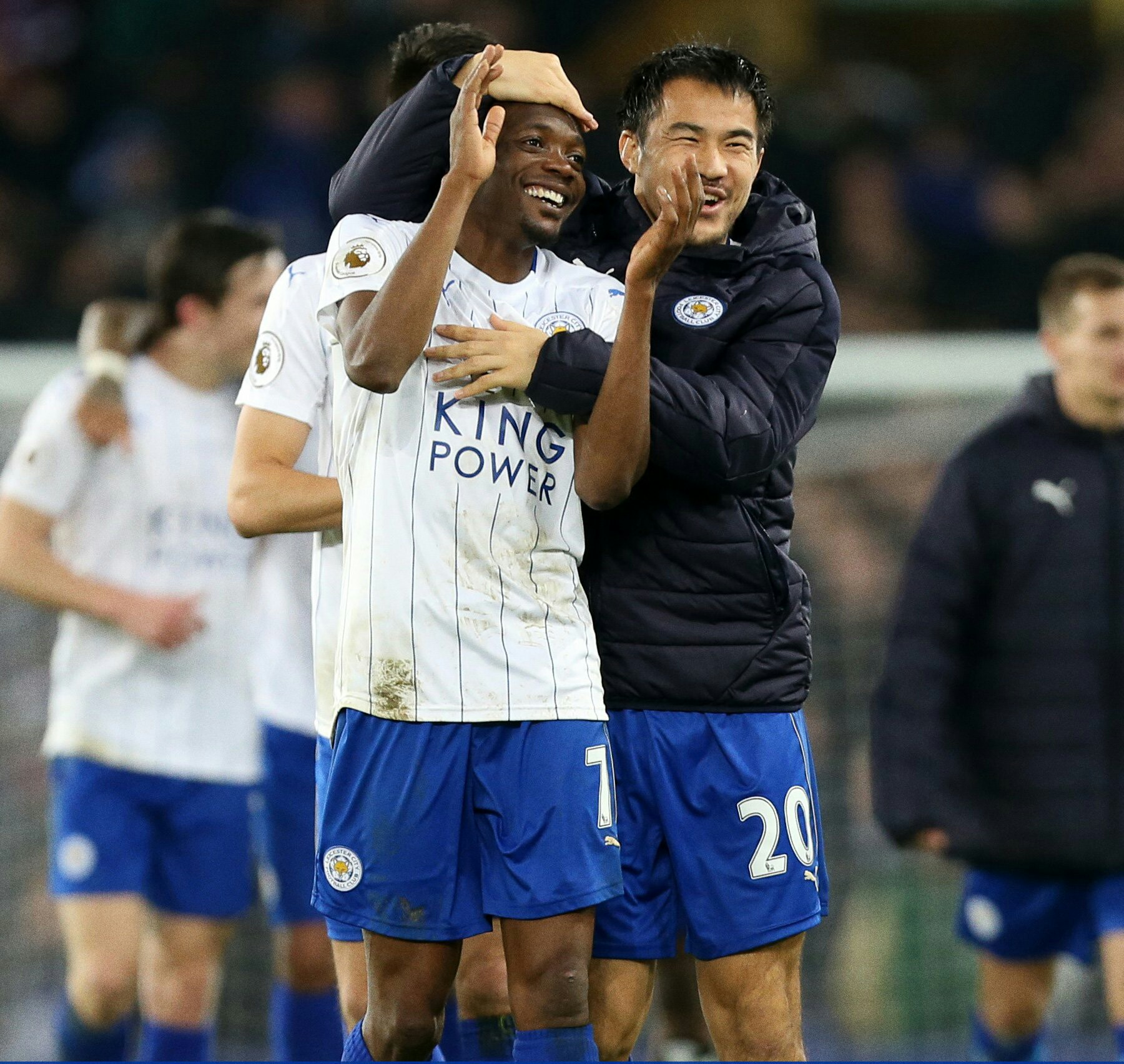 Ranieri Proclaims Chelsea Match Another Chance For Resurgent  Musa