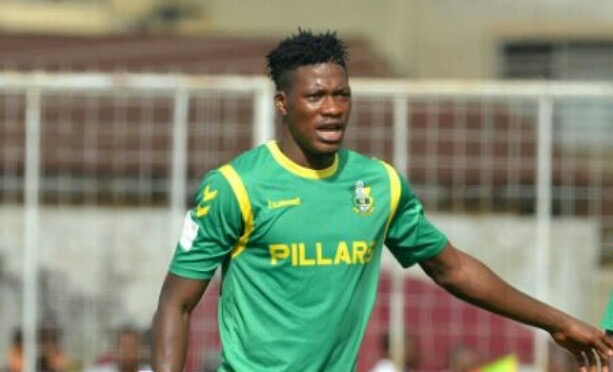 Pillars Defender, Alimi: We Should End Poor Run By Beating MFM FC In Lagos