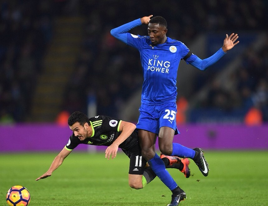 Ndidi Disappointed With Leicester's Defeat By Chelsea