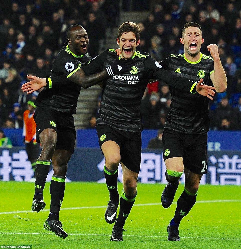 Moses Glad Chelsea Are Back to Winning Ways
