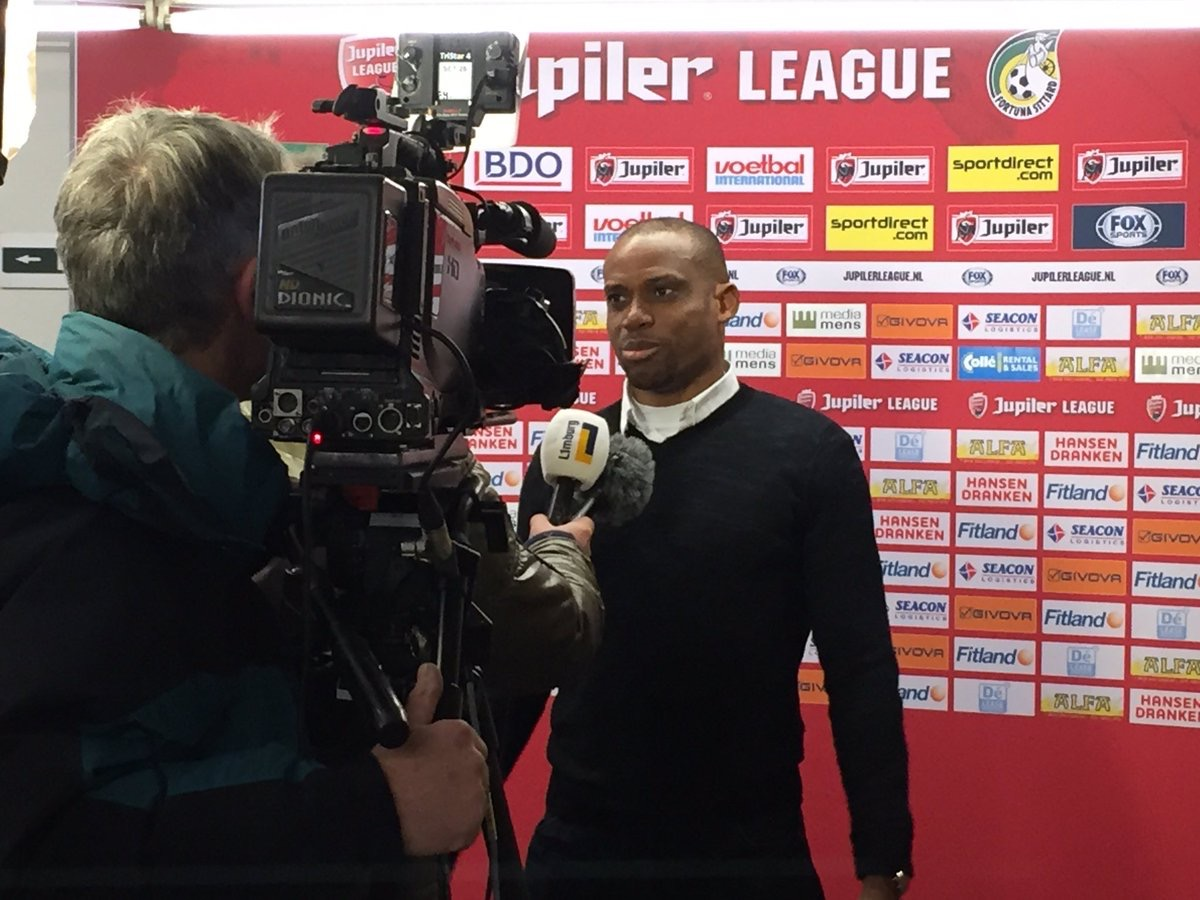 Oliseh's Fortuna Sittard Draw At Home With Telstar