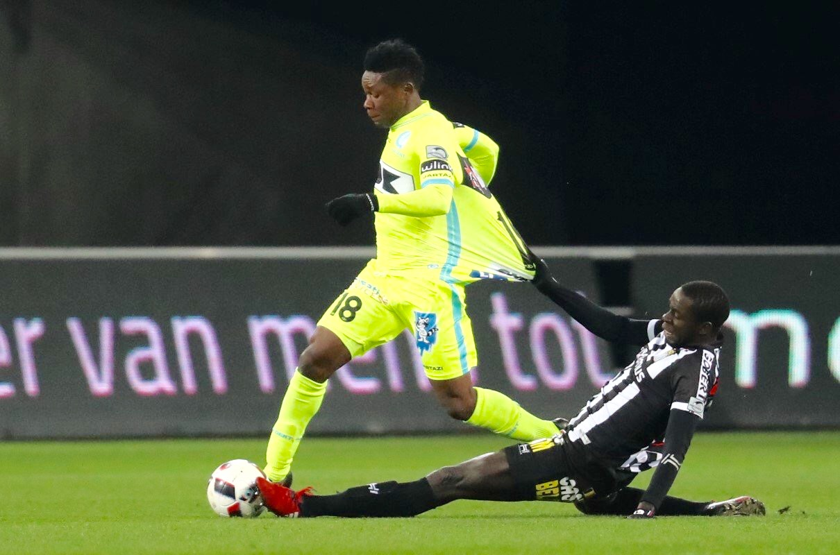 Kalu Relishes Career Benefits Of Playing For Gent