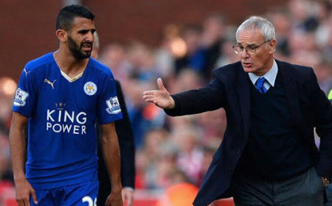 FA Cup 4th Round: Ranieri Hopes To Feature Mahrez In Leicester Vs Derby, Rules Out Slimani