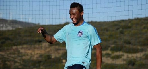 Mikel Set For Chinese League Debut Vs Shandong On March 4