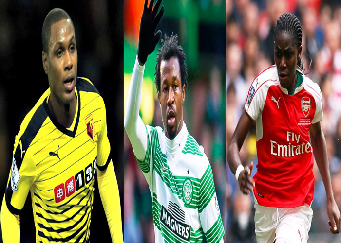 5 Nigerian Players Set To Join Mikel In China