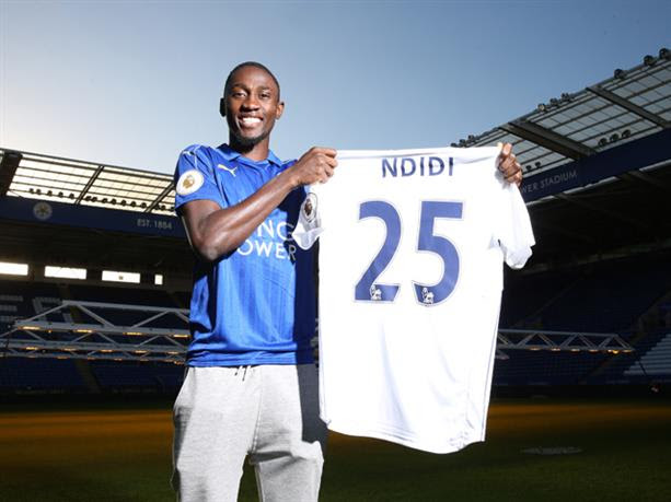Ndidi: I Want To Learn, Achieve A Lot At Leicester