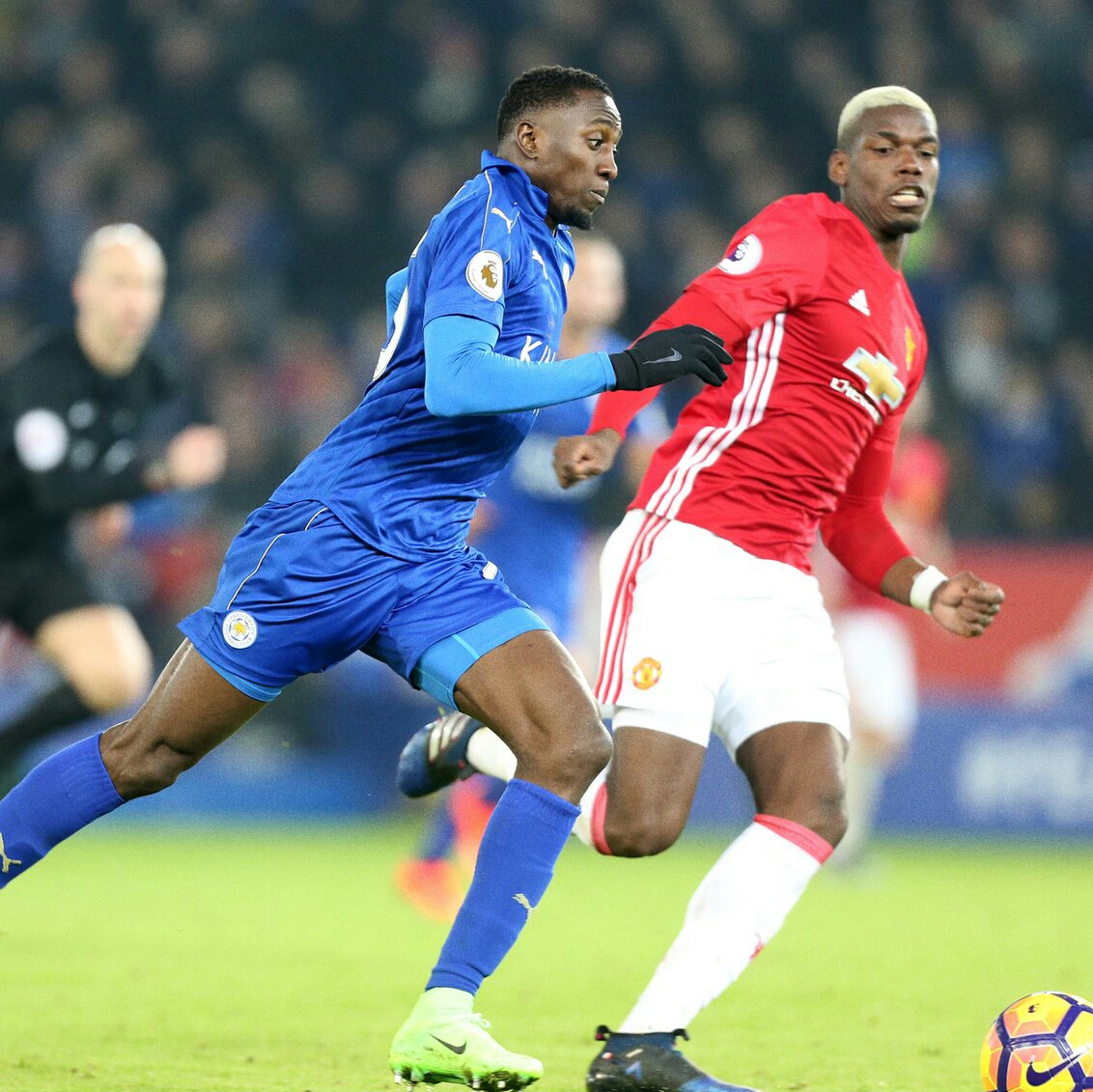 Ndidi: Leicester Will Never Quit, We'll Avoid Relegation
