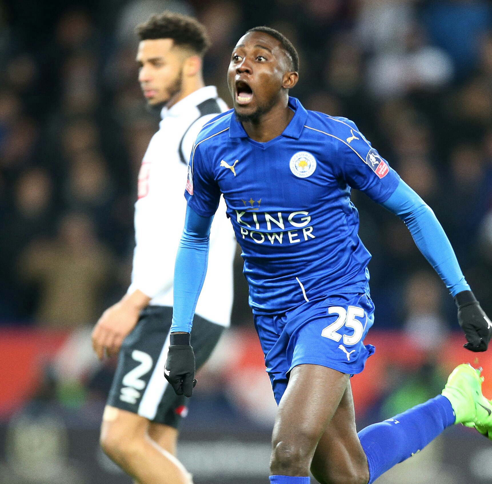 Ndidi Fires Leicester Into FA Cup Fifth Round, Musa Struggles