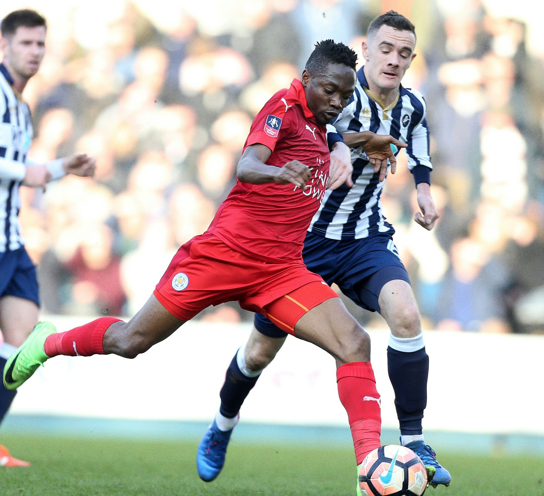 FA Cup: Musa Starts, Iheanacho Benched As Leicester Crash, Huddersfield Hold City