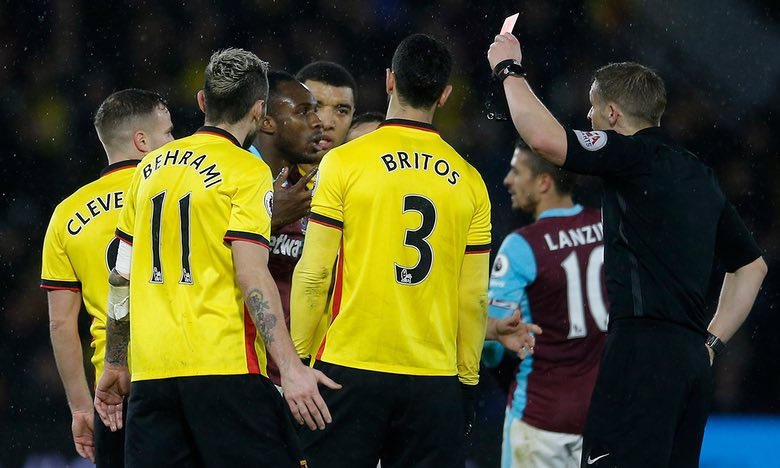 Success Misses Big Chance As West Ham Hold Watford
