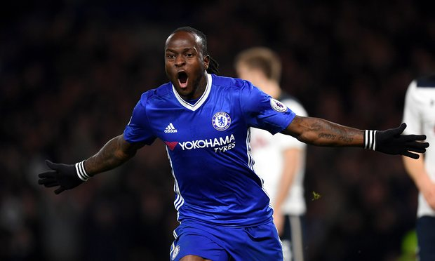 Moses Praises Chelsea Mates For Win Over Man City