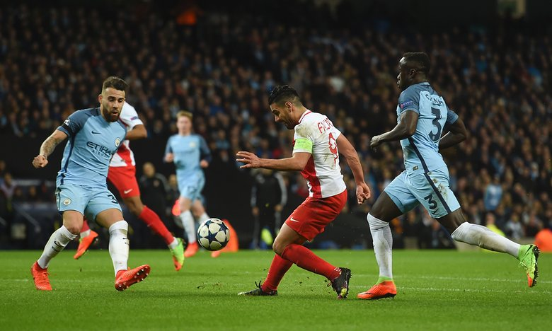 Iheanacho Benched As Man City Beat Monaco In UCL Thriller