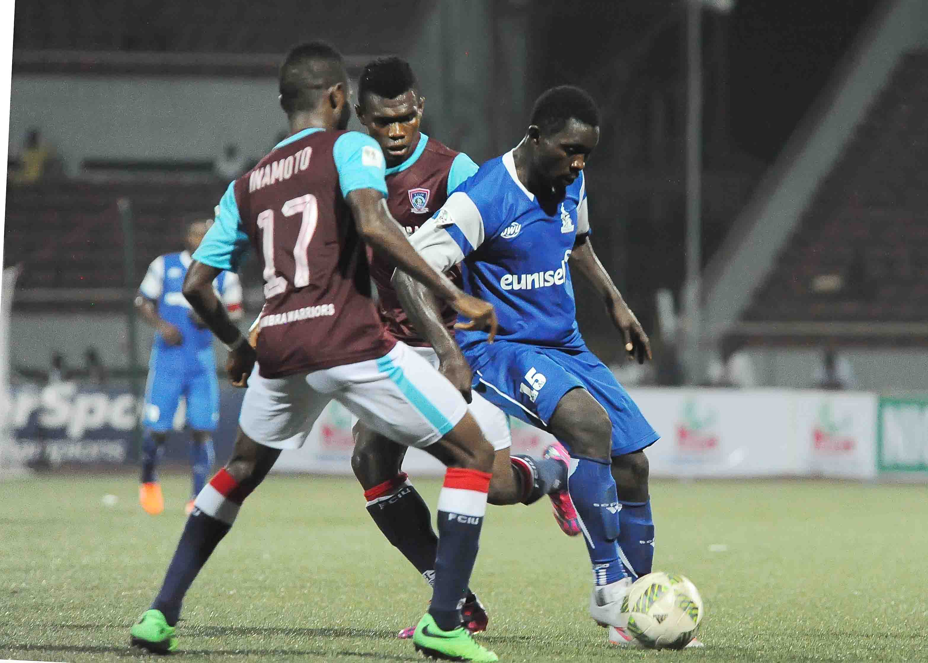 NPFL: IfeanyiUbah, Rangers Light Up Nnewi; 3SC Face Rivers United Test