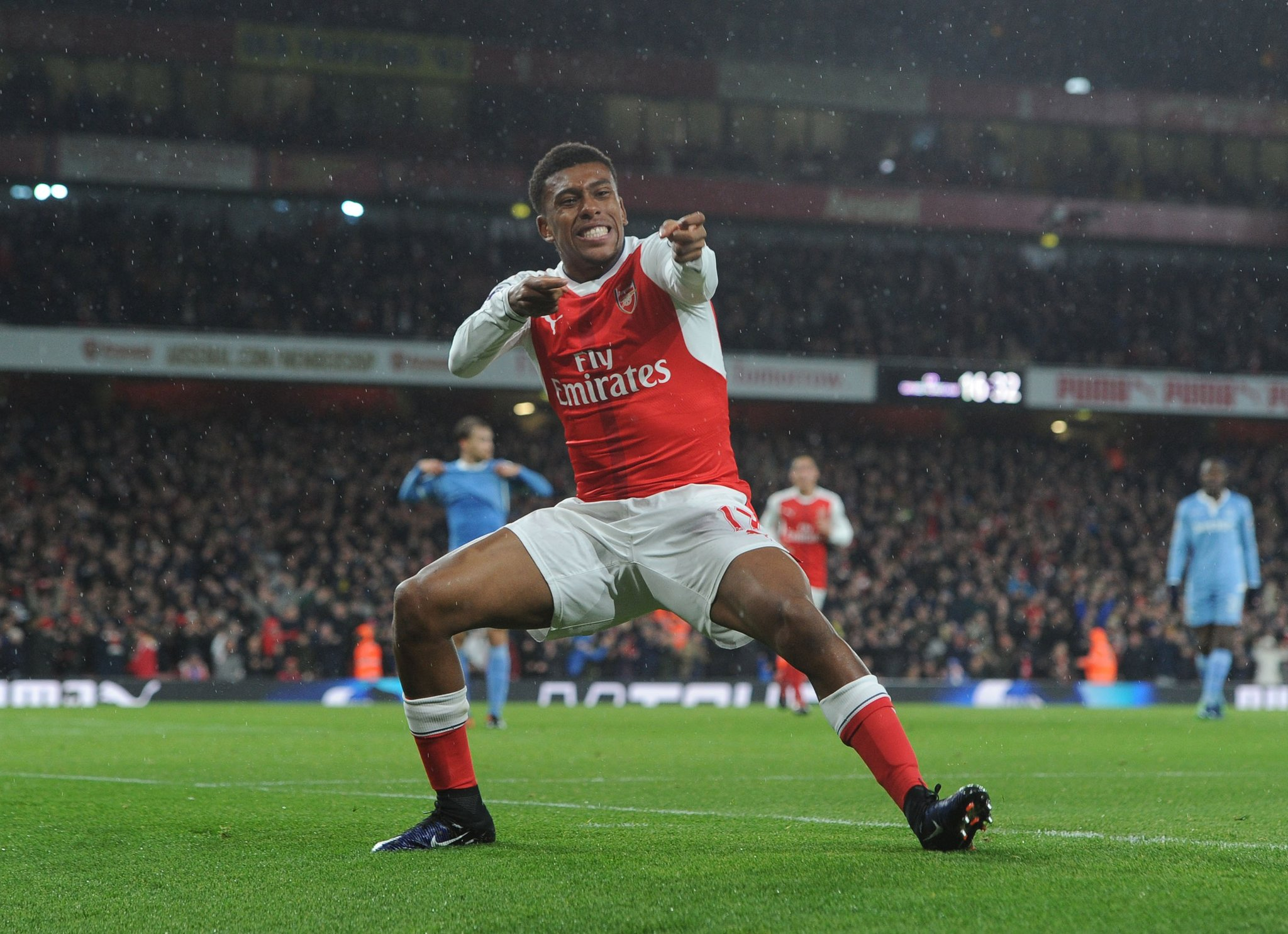 Wenger Backs Iwobi For Central Midfield Role Vs Chelsea