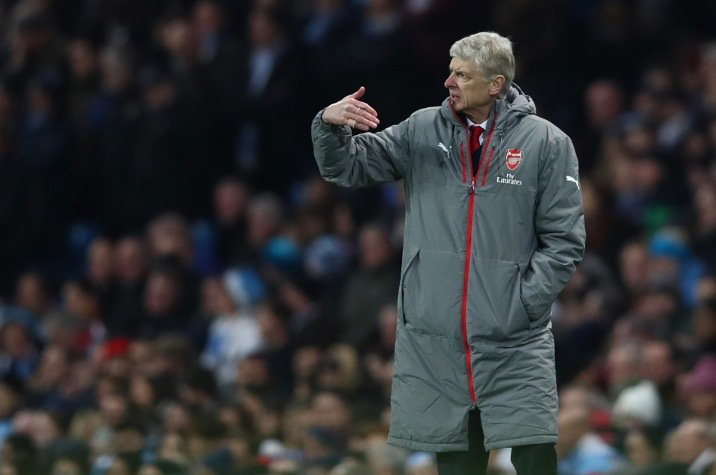 Wenger: Arsenal Still In EPL Title Race, We Don't Need Hart