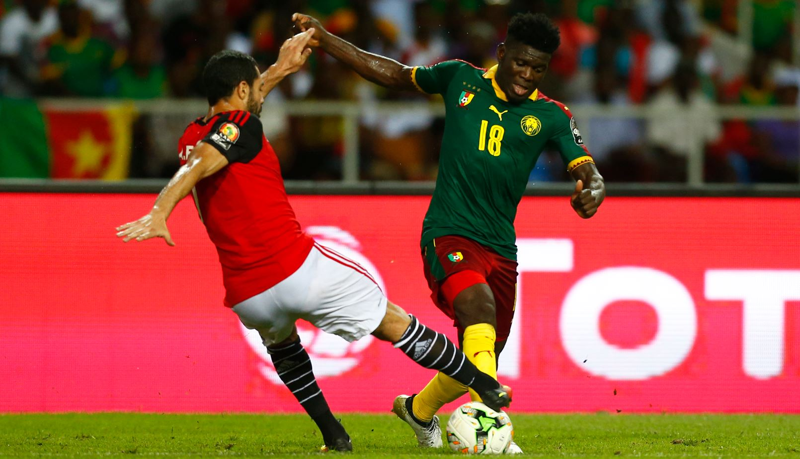 Ikpeba: Super Eagles Must Be Ready For War Against Physical Cameroon