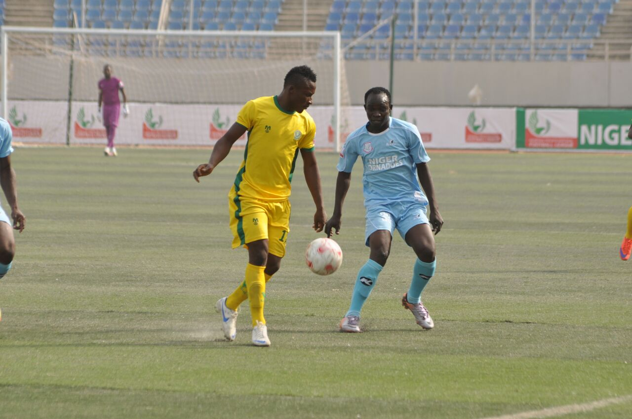 Katsina United Players Get N50k Each For Tornadoes Draw