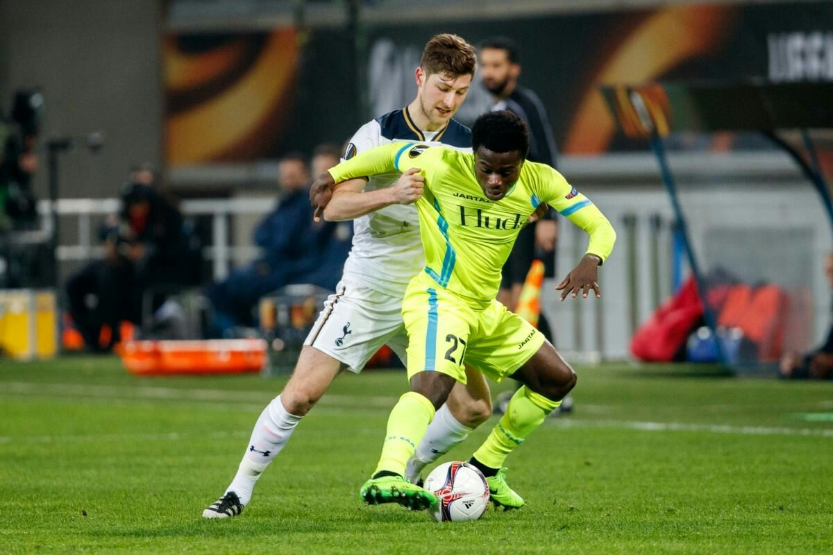 Europa League: Simon Thrilled By Gent Win Over Tottenham