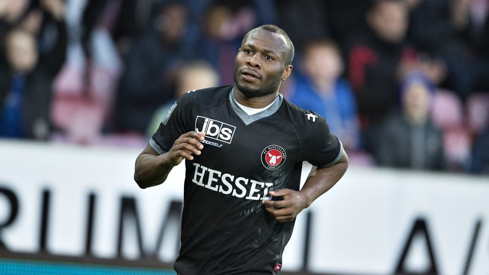 Igboun Scores In Russian League Win After Bomb Scare