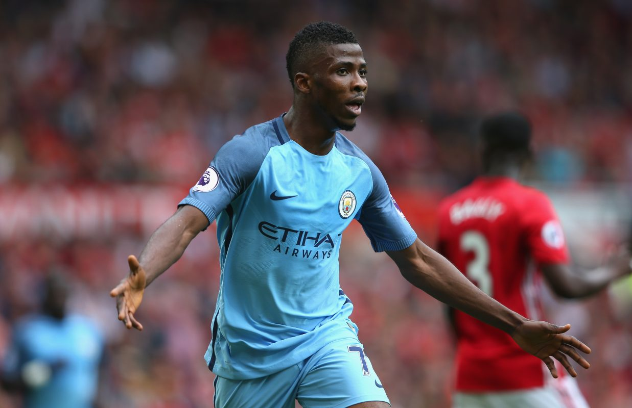 Iheanacho: Man City Must Win Fight Against Arsenal