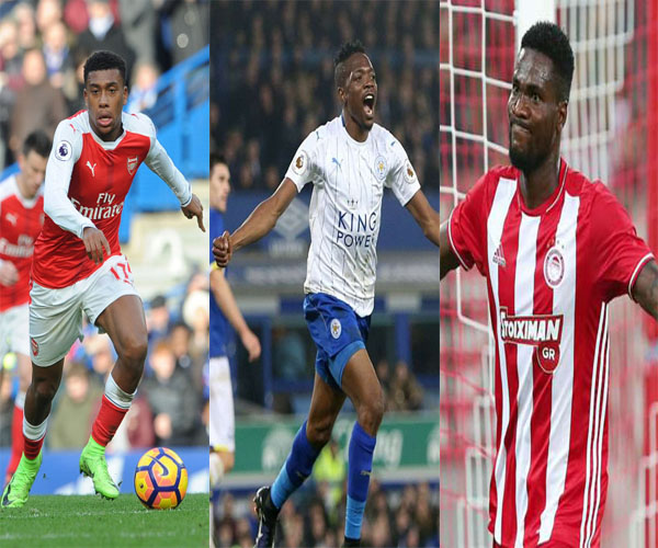 NAIJA EURO SQUAD: 14 Nigerian Stars Set For UCL, Europa Action