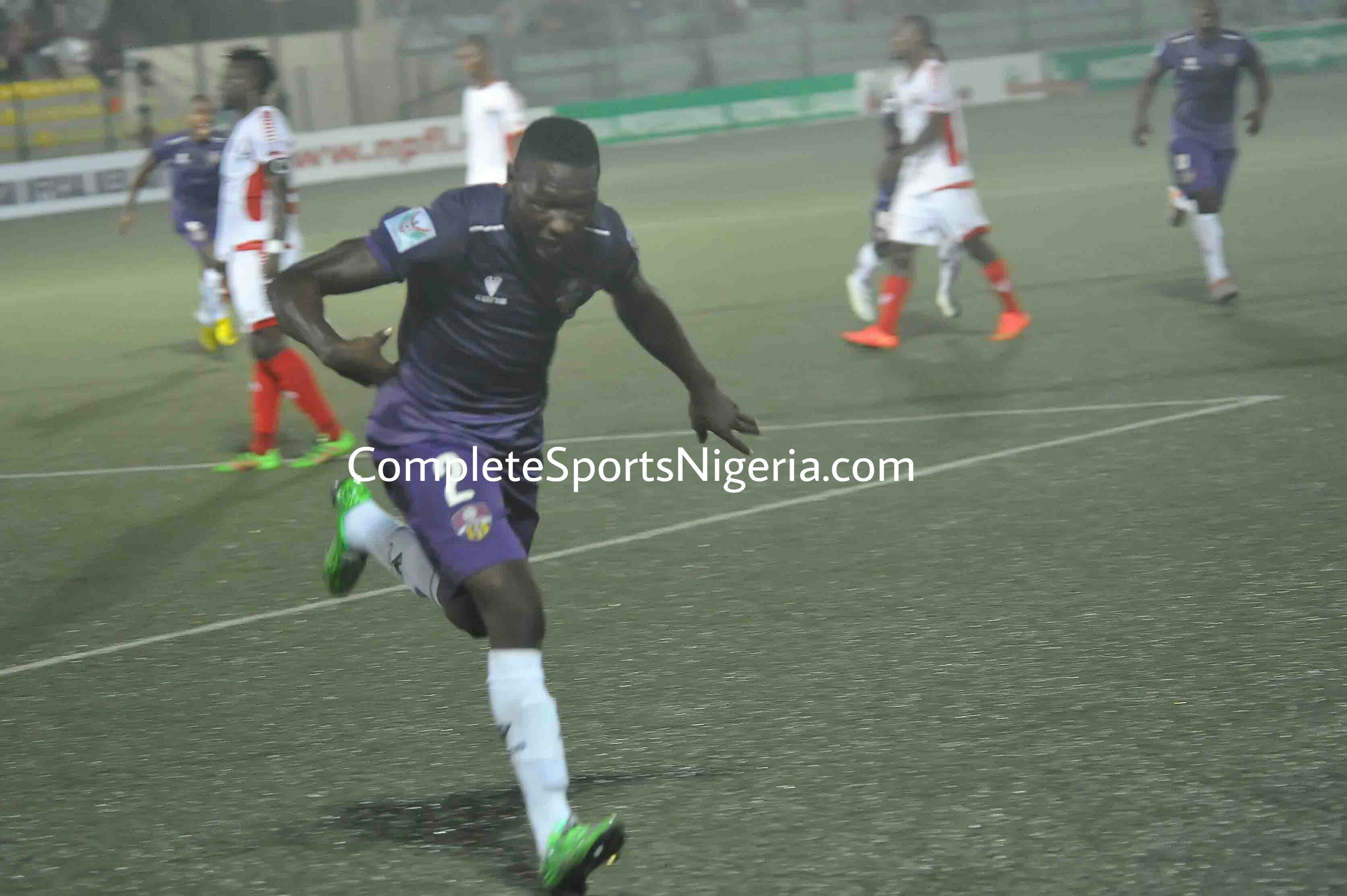 Olatunbosun's Wonder Goal Vs Rangers Nominated For CNN Award
