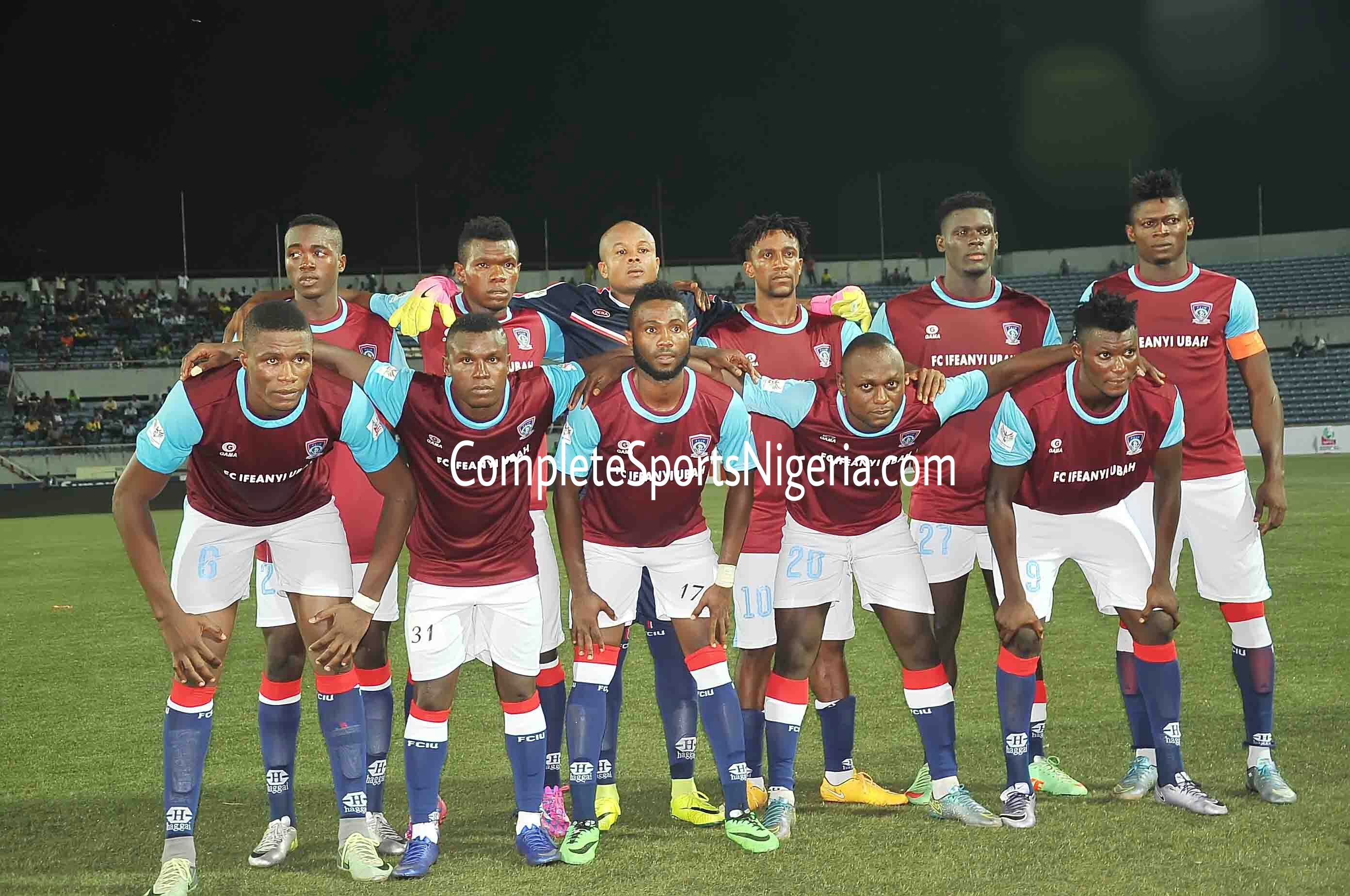 CAFCC: IfeanyiUbah Duo Denied Egyptian Visas, Out Of Al-Masry Clash
