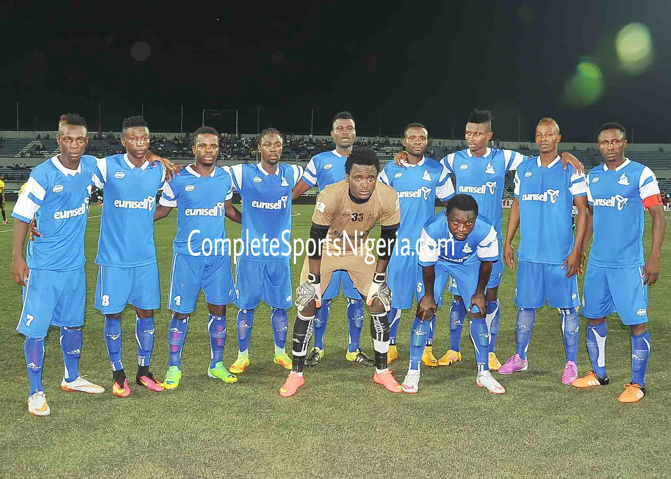 Rangers, Rivers United Advance, Wikki Crash In CAFCL, CAFCC