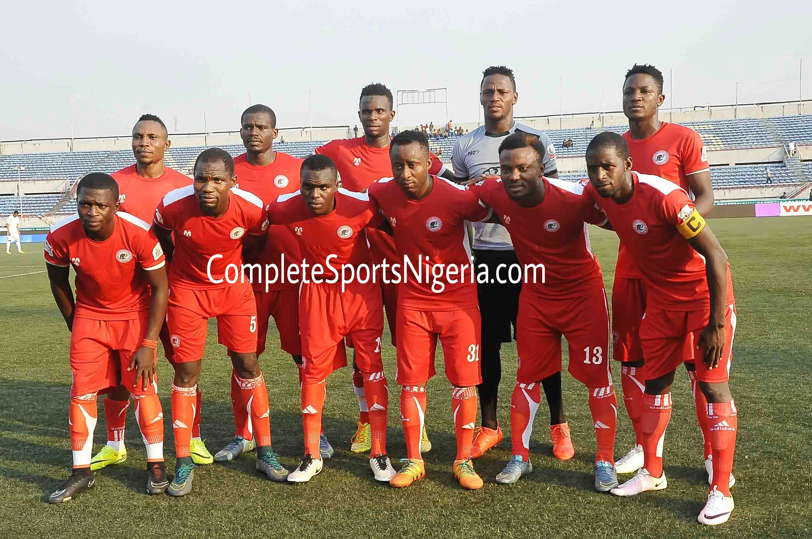 CAFCC: Wikki Fall Against RSLAF, Walk Tight Rope