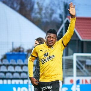 Salami Dreams Europa League Ticket With Finland's KuPS