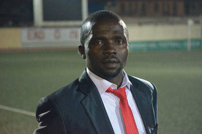 Ilechukwu: Blame Me For MFM Defeat To Katsina United, We'll Bounce Back Vs Remo Stars