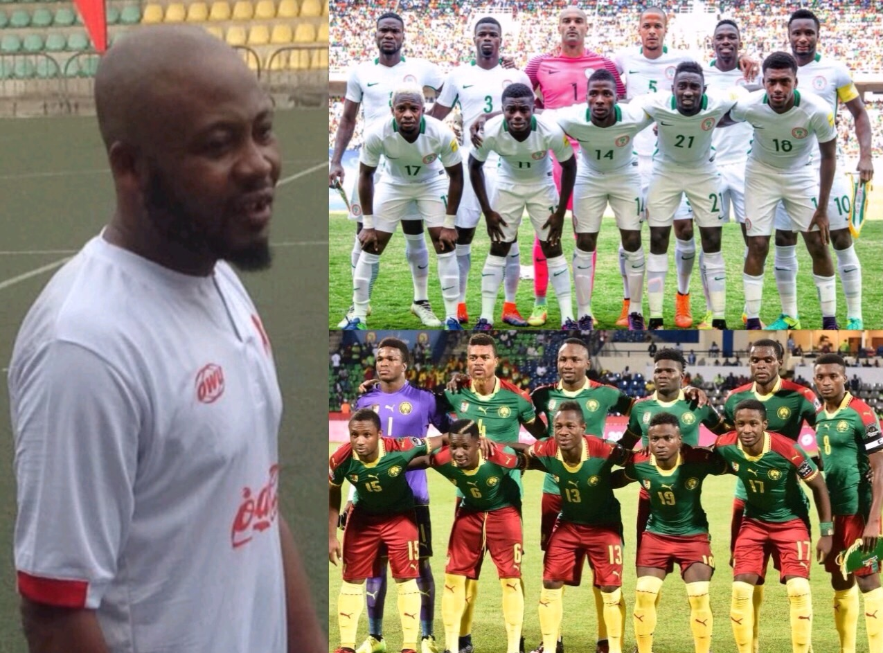 Udeze: Super Eagles Will Deal With Superb, Physical Cameroon