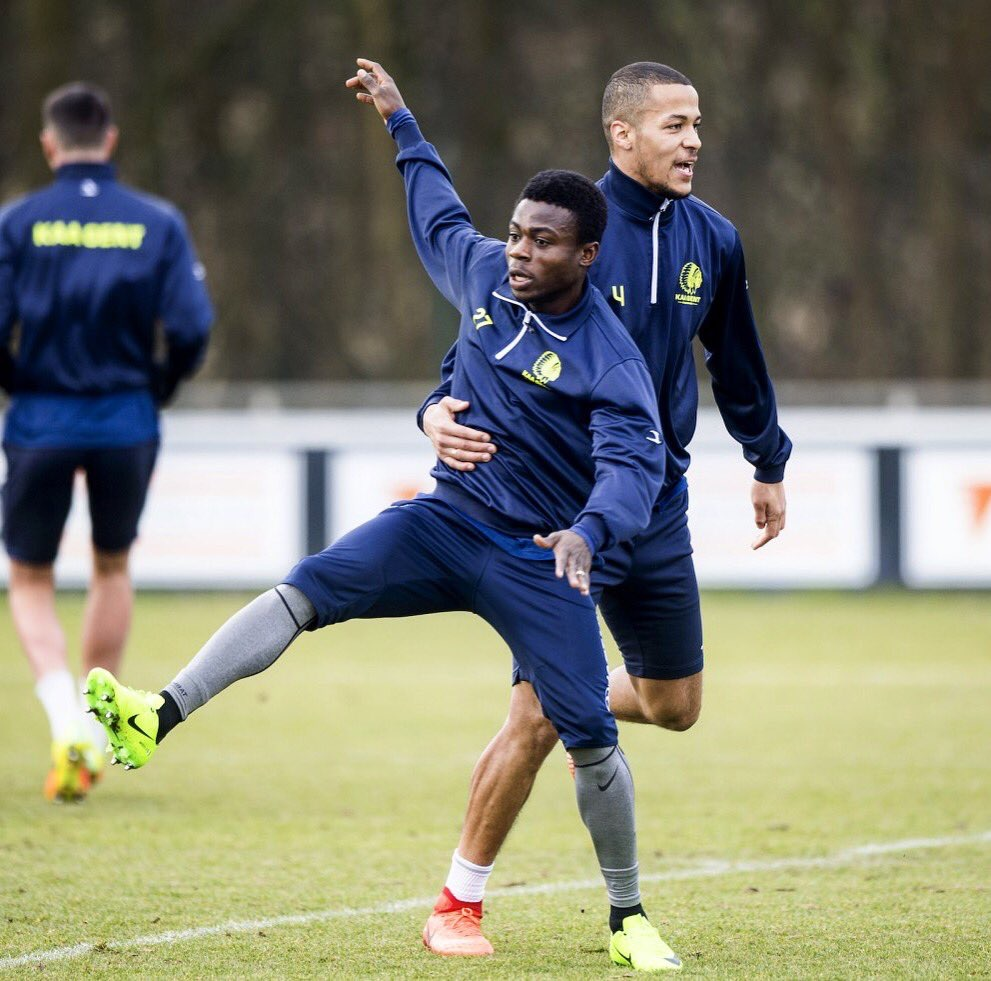 Simon, Troost-Ekong To Rejoin Gent June 30 After Extended Holidays