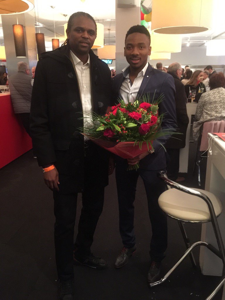 Kanu Watches As Nwakali Bags MOTM Award In Maastricht Draw; Ideye Loses, Troost-Ekong Benched