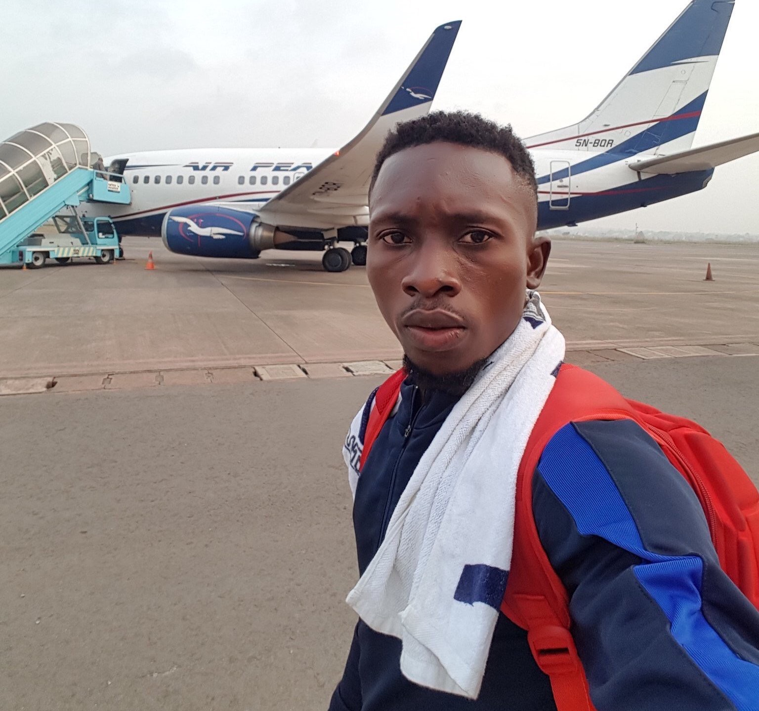 Egbuchulam: My Reps In Talks With Swedish Clubs, A Deal Possible