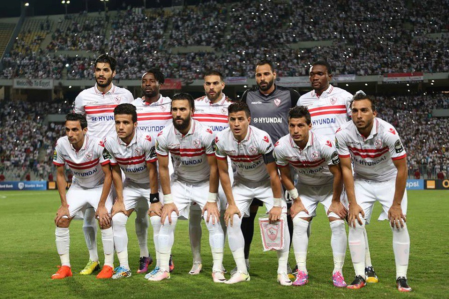 CAFCL: Two Key Zamalek Stars To Miss Rangers Clash