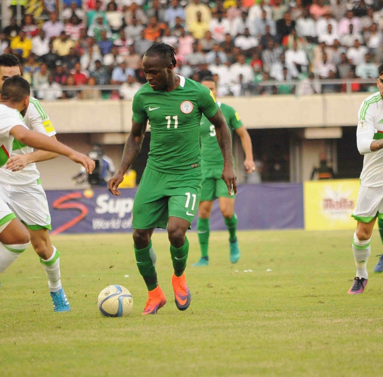 Rohr Names Moses, Iheanacho, Osimhen For Senegal, Burkina Friendlies; Drops Mikel, Ighalo