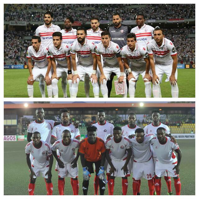 ZAMALEK VS RANGERS: 5 Memorable Clashes Between Egyptian And Nigerian Clubs