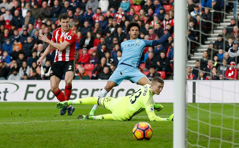 Iheanacho Benched As Man City Ease Past Sunderland