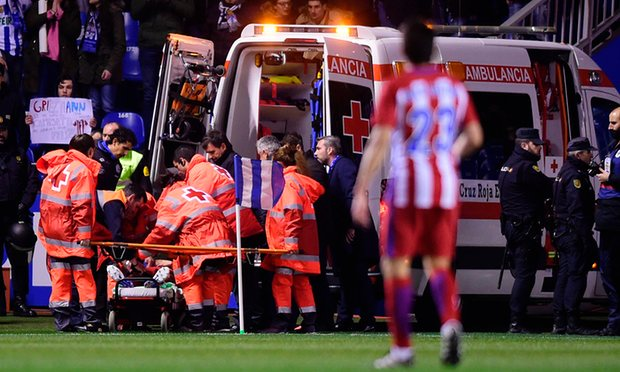 Torres Stable In Hospital After Horrific Head Injury
