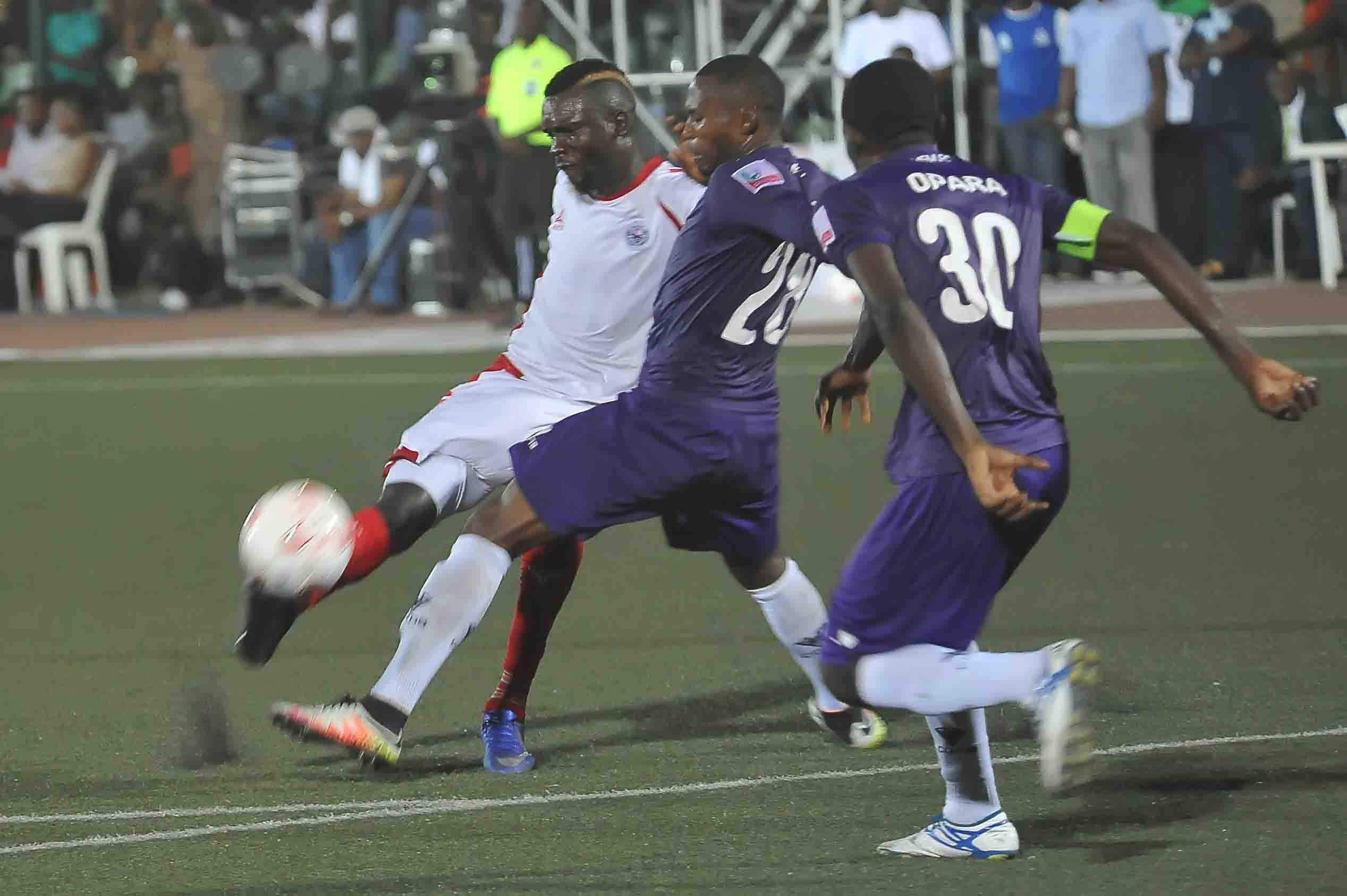 NPFL: Enyimba Subdue IfeanyiUbah As MFM Hold Wikki In Bauchi