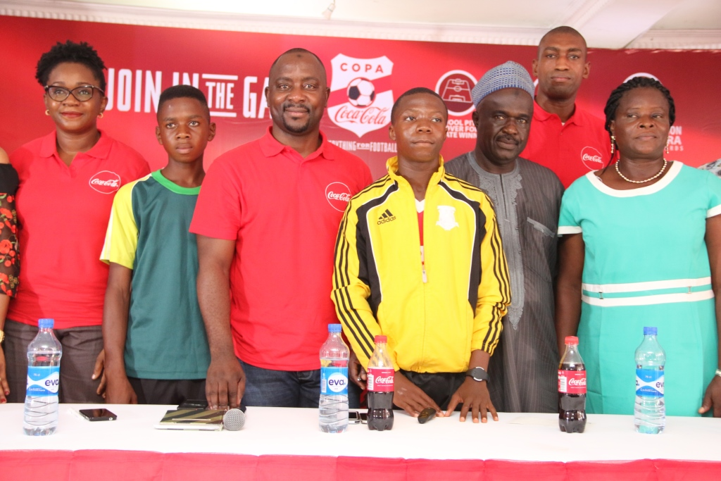 Whopping N22m Up For Grabs In The 2017 COPA Coca-Cola Tournament