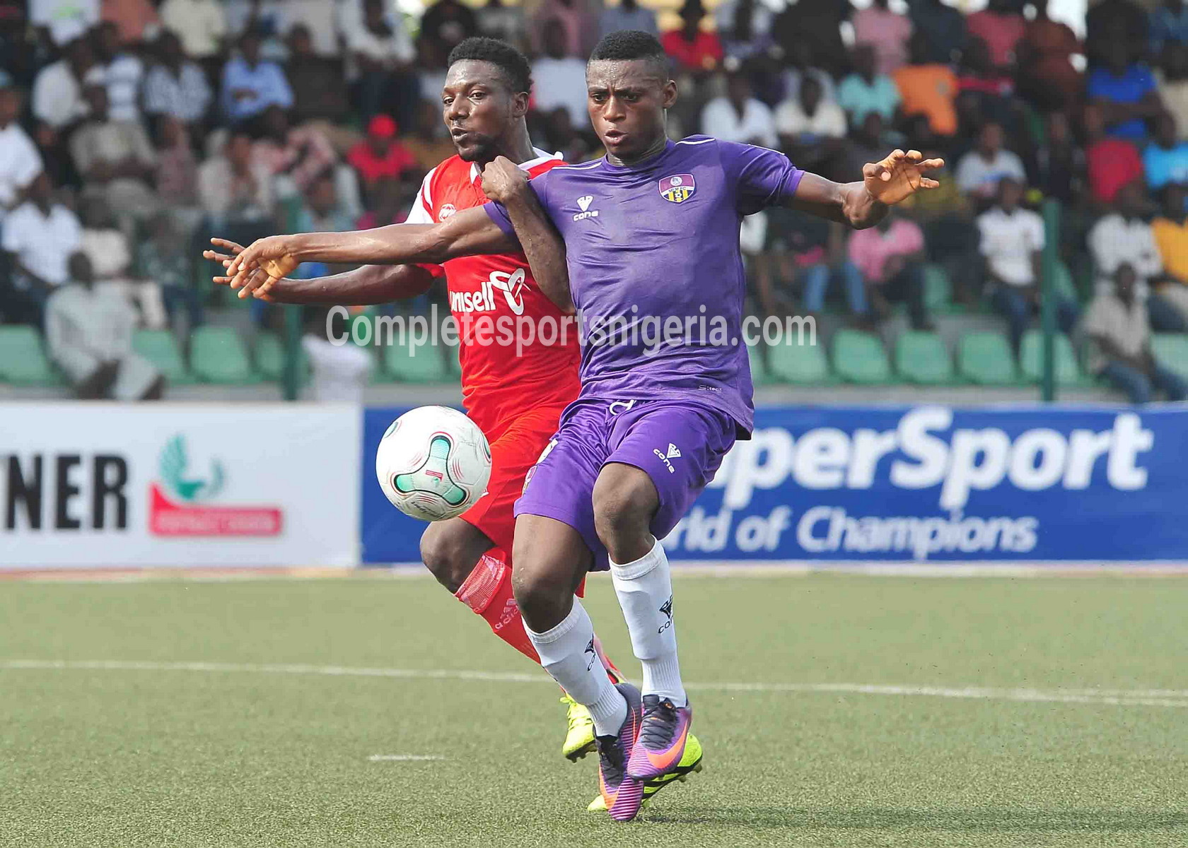 ODEY'S TARGET: Top Scorers In Last Five NPFL Seasons