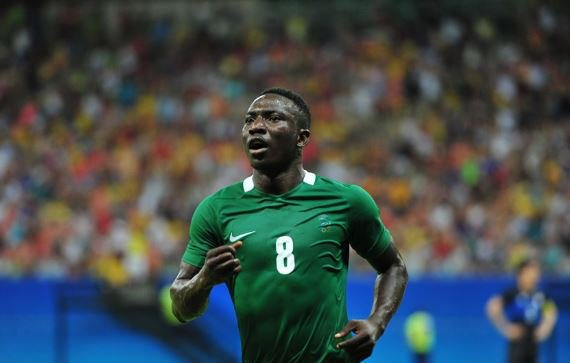 Etebo, Mohammed To Hit Eagles Camp Wednesday;  Agbo, Madu Uncertain