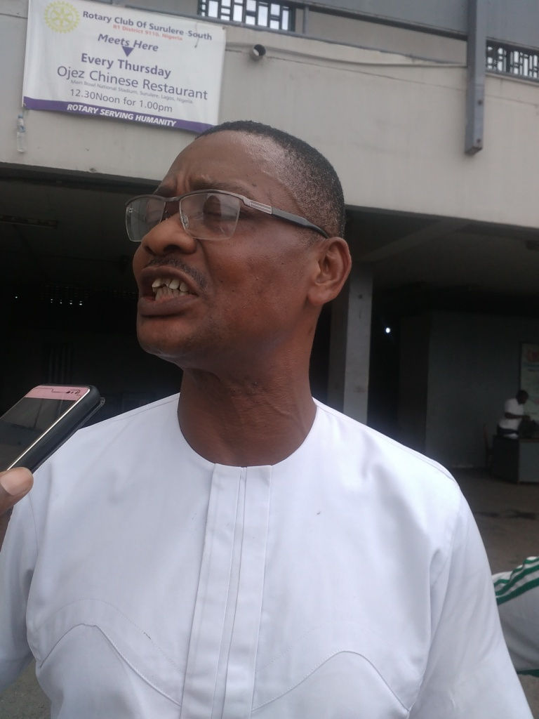 Supporters Club Chairman Ikpea Vows To Uplift Nigerian Football