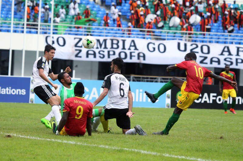 U-20 AFCON: Cameroon Crash Out; Senegal, S/Africa Reach Semis, World Cup